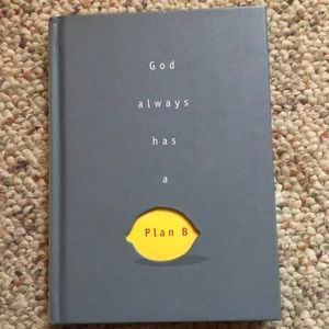 BOOK: God Always Had A Plan B